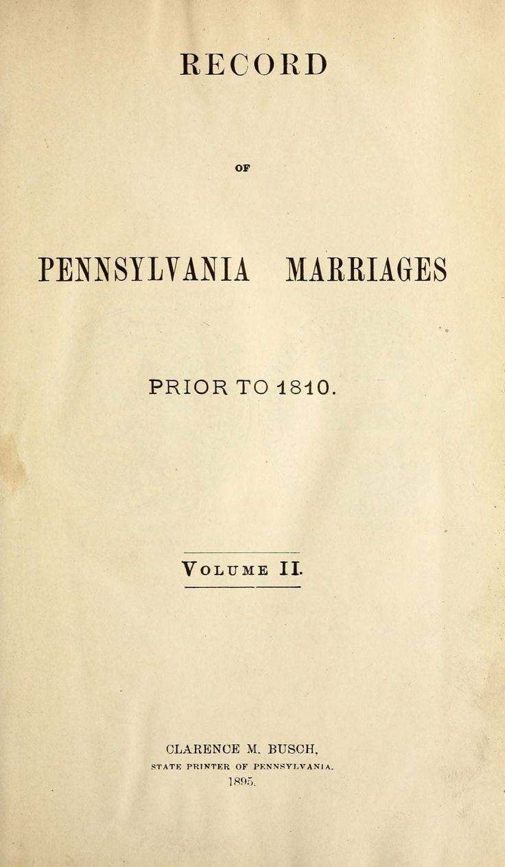 Record Of Pennsylvania Marriages Prior To 1810 And List Of Officers Of The Colonies On The Delaware And Family Genealogy Genealogy Education Genealogy Book