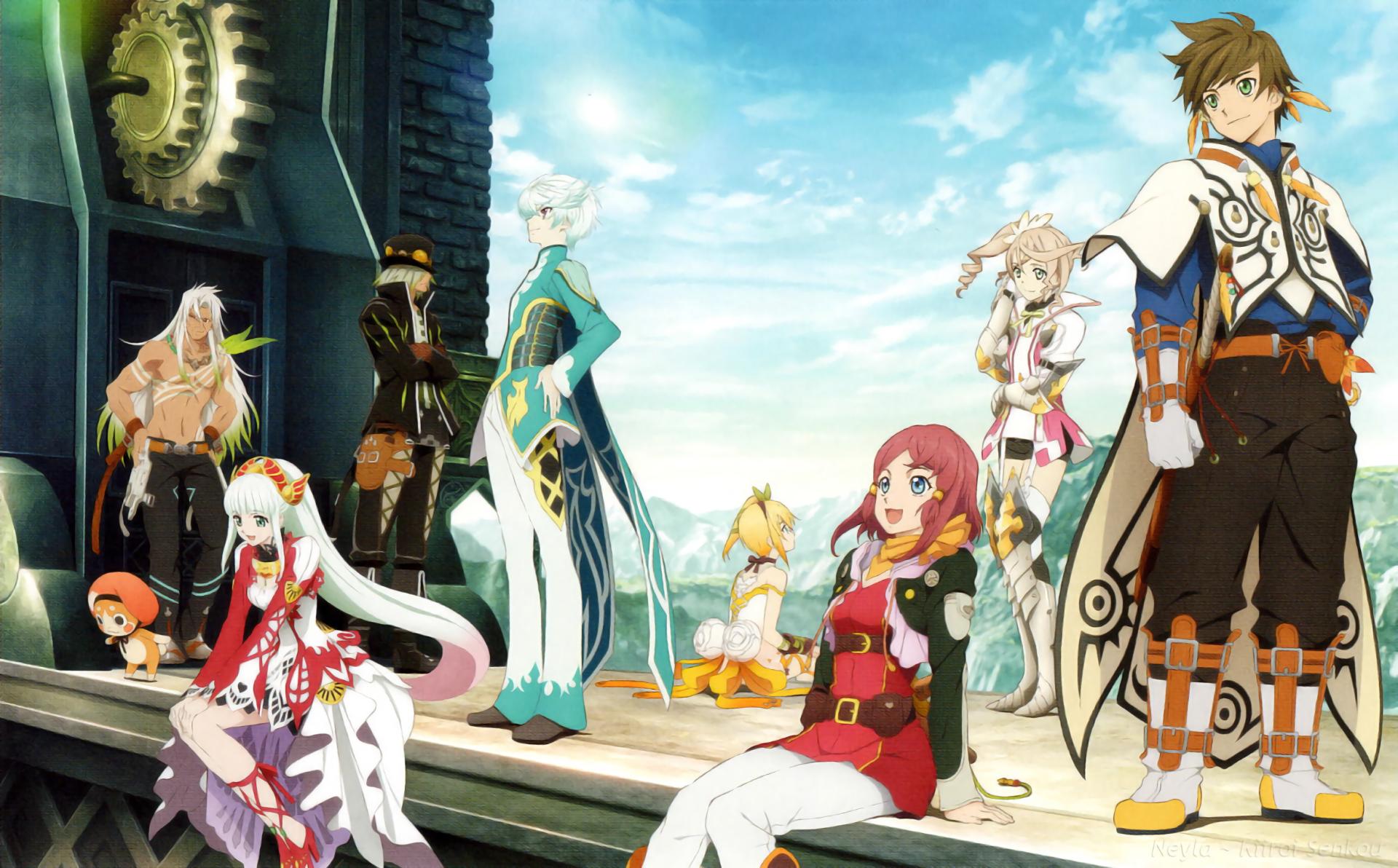 Anime Tales Of Zestiria The X Alisha Diphda Sorey Zestiria Dezel Zestiria Edna Zestiria Lailah Ze Tales Of Zestiria Tales Of Berseria Tales Of Vesperia