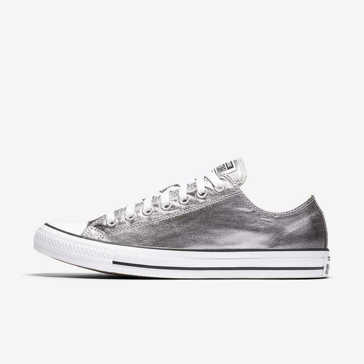 9f09acf83cf0 Converse Chuck Taylor All Star Metallic Canvas Low Top Unisex Shoe ...