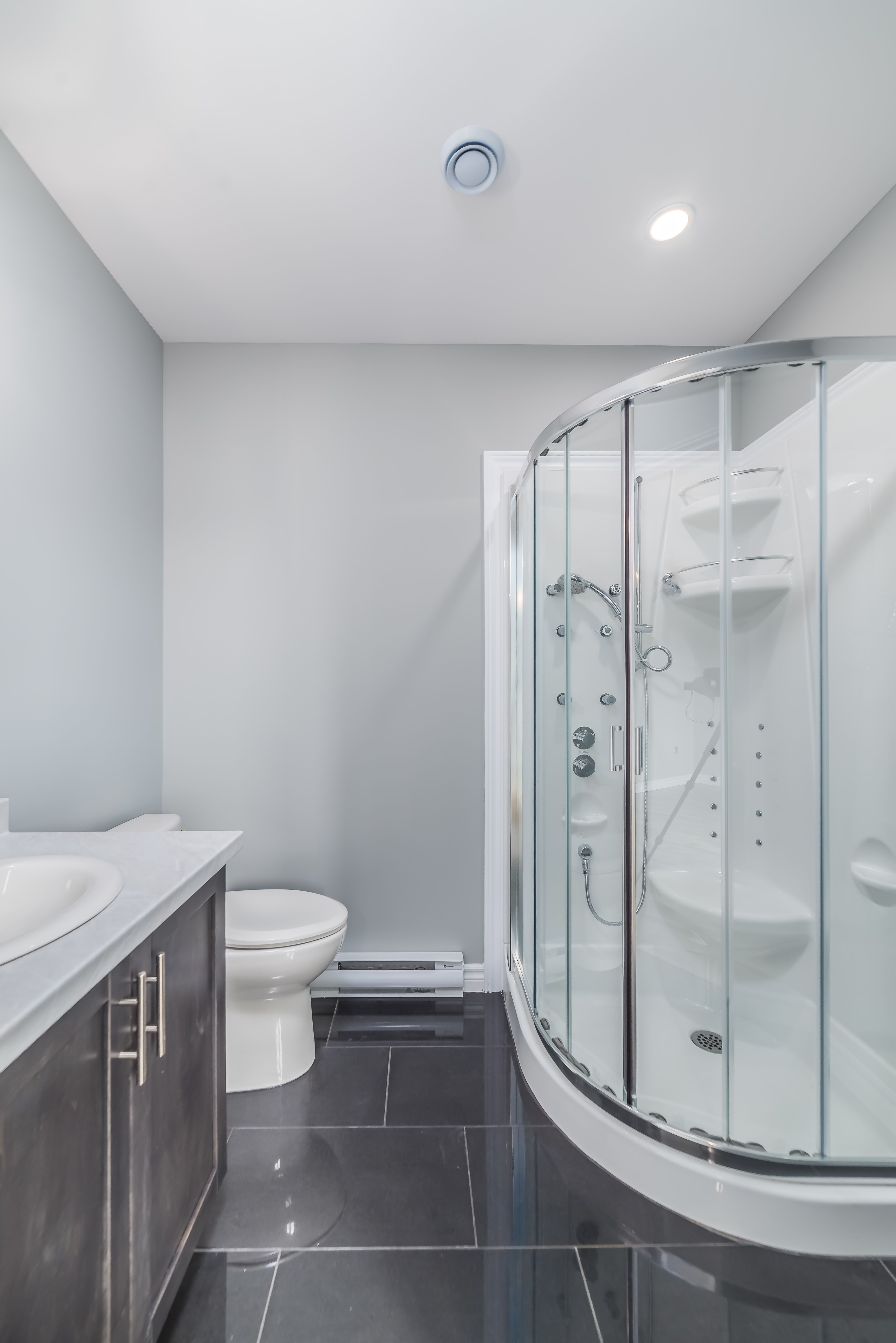 Superior Beautiful Ensuite Bathroom In This New Providence+Ensuite Design! Ensuite  Bathrooms, Bathroom Fixtures
