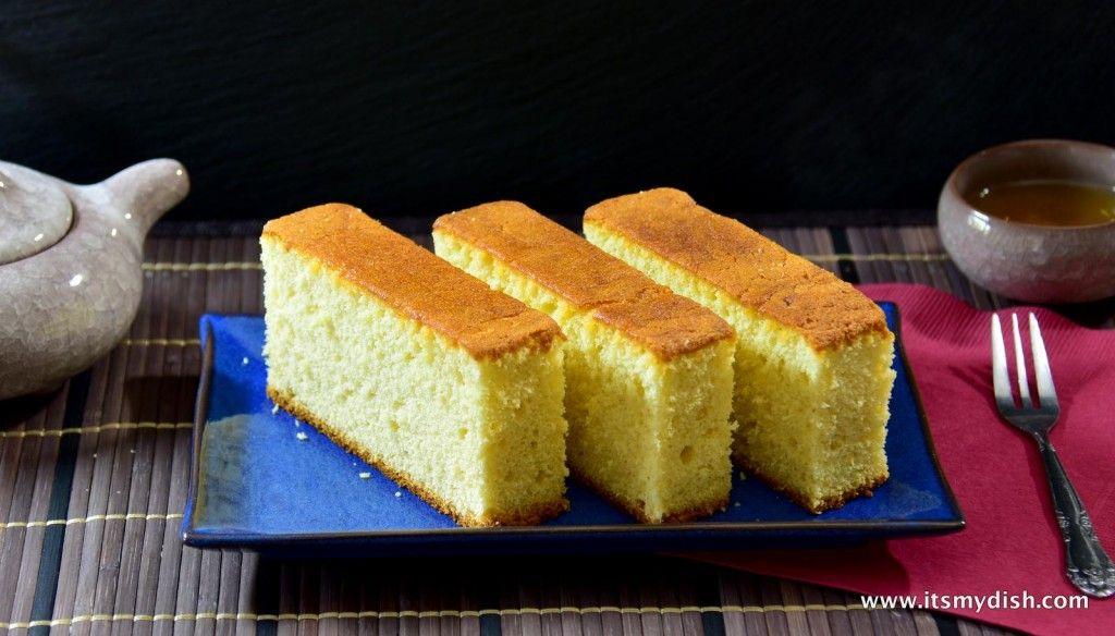 Honey Castella Cake (カステラ) Recipe Food, Baking