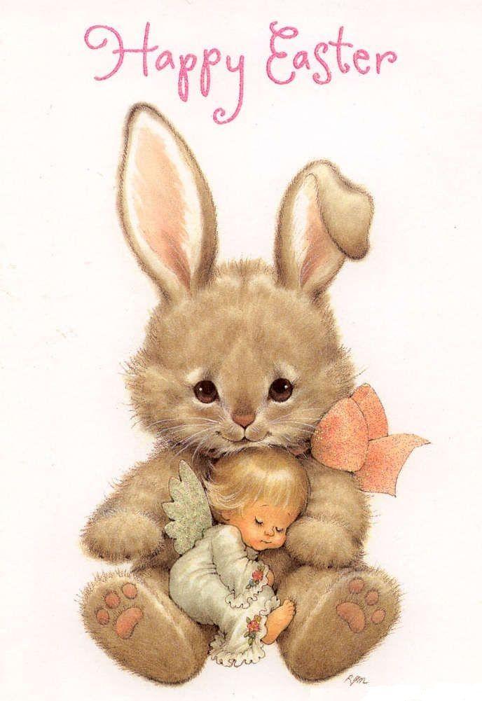 Розы, картинки открытки зайцы