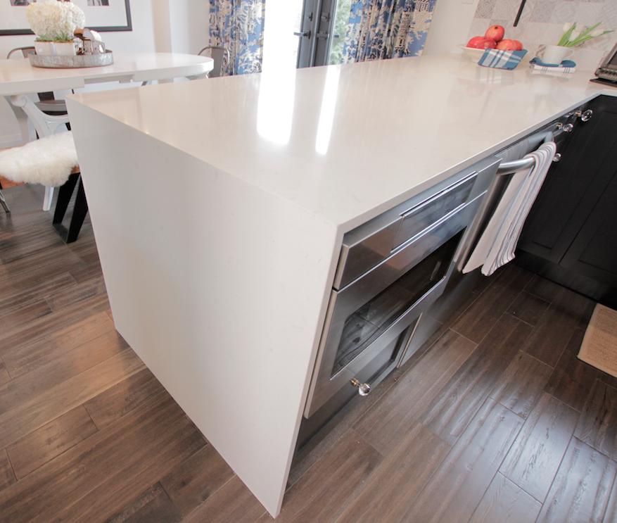 Wilsonart Sold Surface Kitchen: Wilsonart, Arashi, Q4011 In 2019