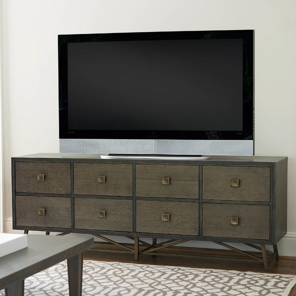 Milania Media Console Next Chapter Redo Pinterest Tv Stands