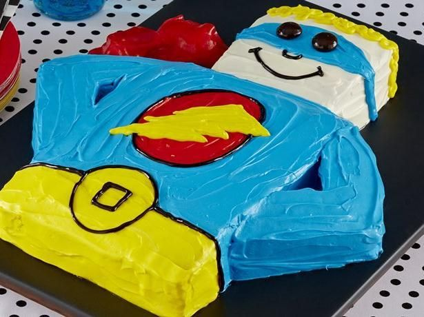 Excellent Superhero Cake Recipe With Images Superhero Cake Betty Birthday Cards Printable Nowaargucafe Filternl