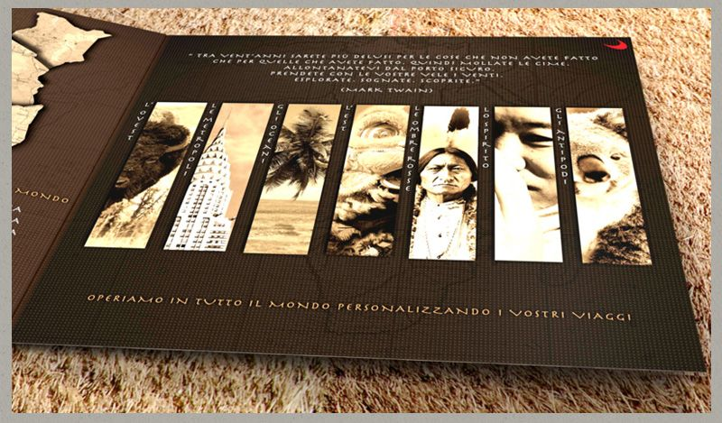 iLoveafrica 3d Brochure Preview (inside)