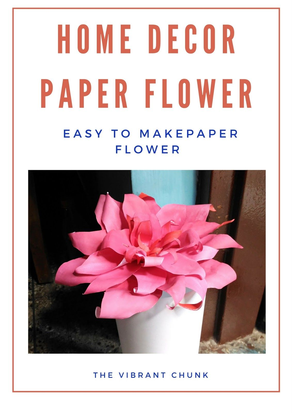 Diy Home Decor Idea You Can Effortlessly Make At Home From Paper