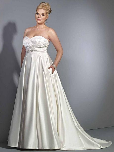 Vestidos de novia tallas grandes