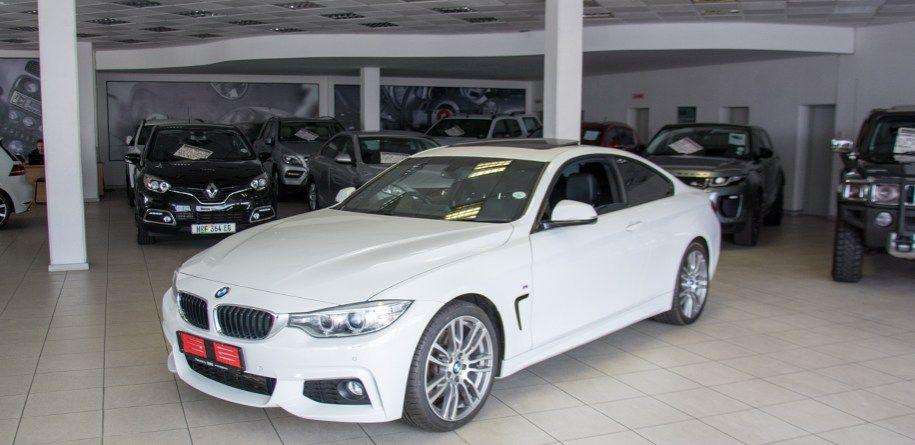 2016 BMW M420d Coupe M Sport Automatic (F32) Prestige