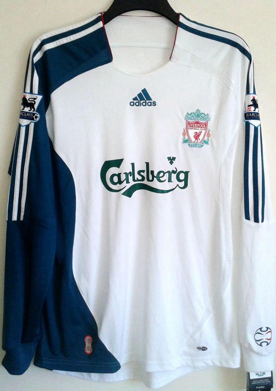 84877e791 Liverpool away 2006 07