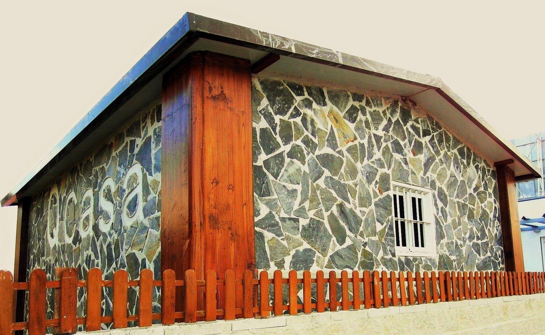 Garaje prefabricado hormigon casas de acero y hormigon garajes - Casa de hormigon prefabricado ...