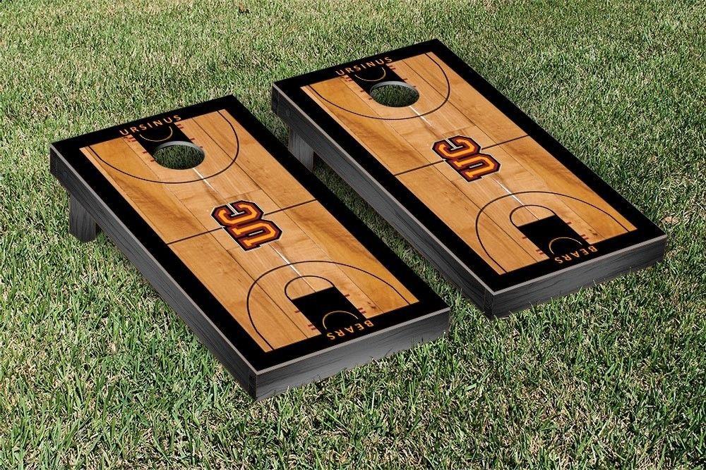 Ncaa basketball court cornhole cornhole game sets