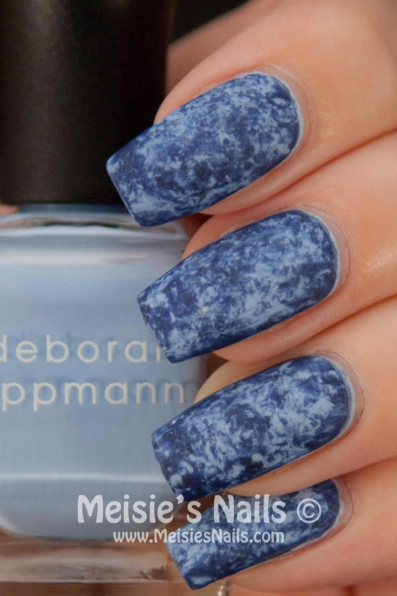 Meisie\'s Nails: Saran(Cling) Wrap Technique   Nails by Meisie\'s ...