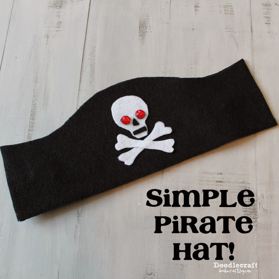 Simple Pirate Costumes! | Costume party / Cozplay | Pirate
