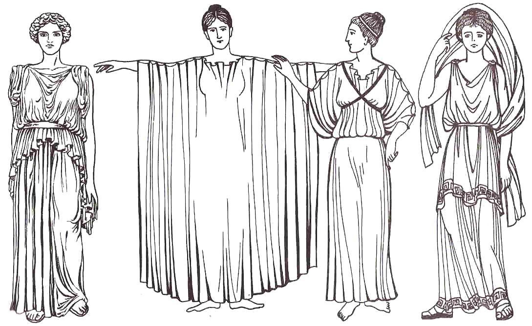 костюм древнего греции картинки камней набирает популярность