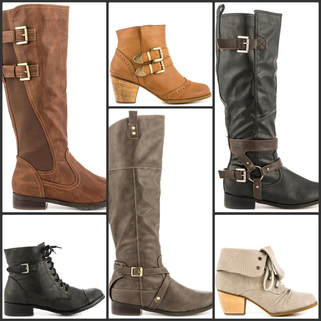 Boots on Boots on Boots ... from #RestrictedFootwear