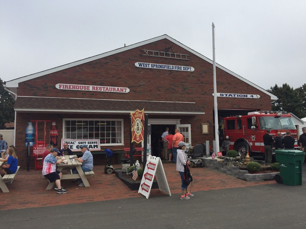 west springfield mass station 4 at the big e only used during events rh pinterest com