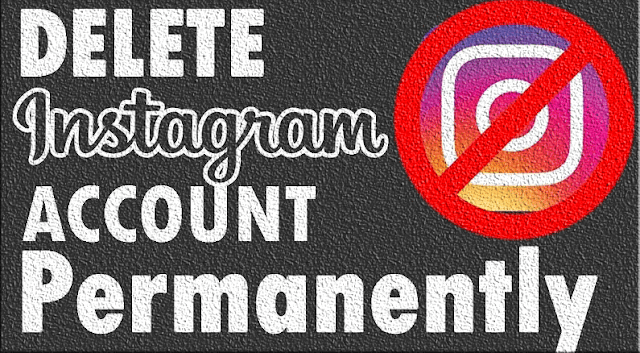How To Permanently Delete Your Instagram Account Technology News Tech Instagram Delete Instagram Instagram Instagram Accounts