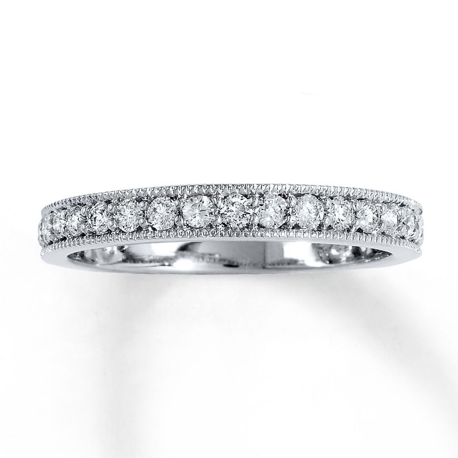 shop diamond bands waterfall f ring band carat anniversary