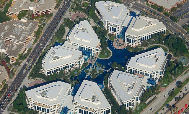 Attirant Santa Monica Water Garden   New Zealand Consulate Is A Tentant