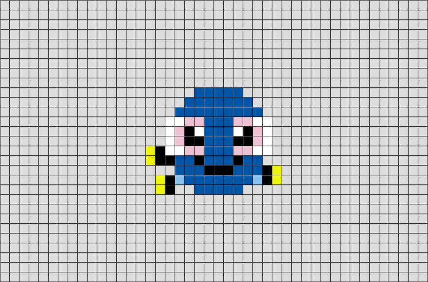 Baby Dory Pixel Art News Pinterest Pixel Art Pixel Et Pixel