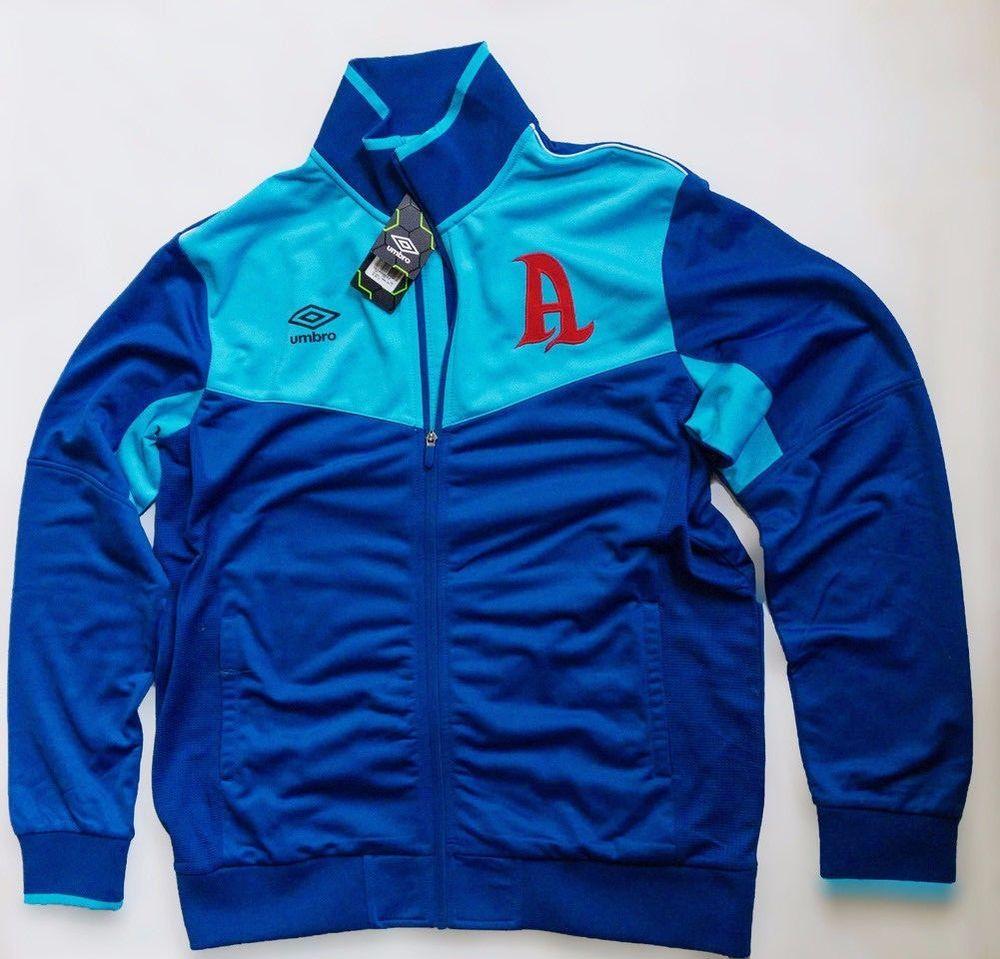 2117201f4 Alianza FC Umbro Sport Design Jacket - LMF El Salvador Season 2018-2019 Size  M