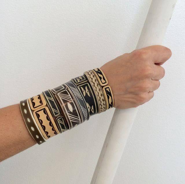 pvc bracelet - Buscar con Google