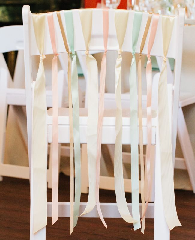 16 Genius Ways To Use Ribbon At Your Wedding Wedding Ribbons