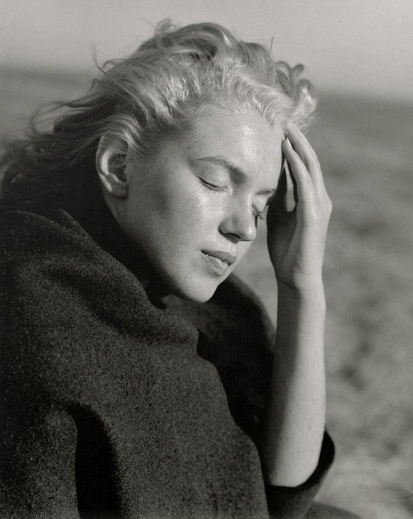 Marilyn Monroe par Andre de Dienes | Flickr - Photo Sharing!