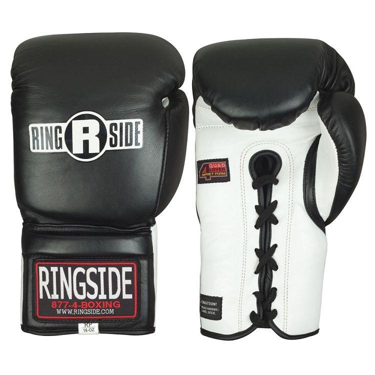 ringside boxing gloves ringside safety sparring gloves lace rh pinterest com