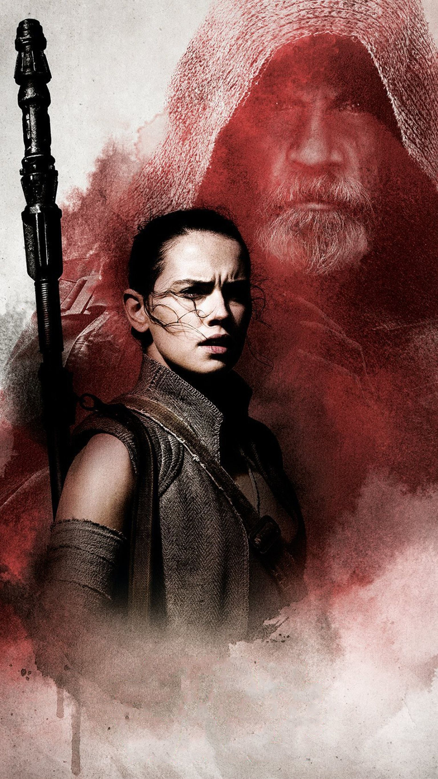 Star Wars The Last Jedi 2017 Phone Wallpaper Rey Star Wars