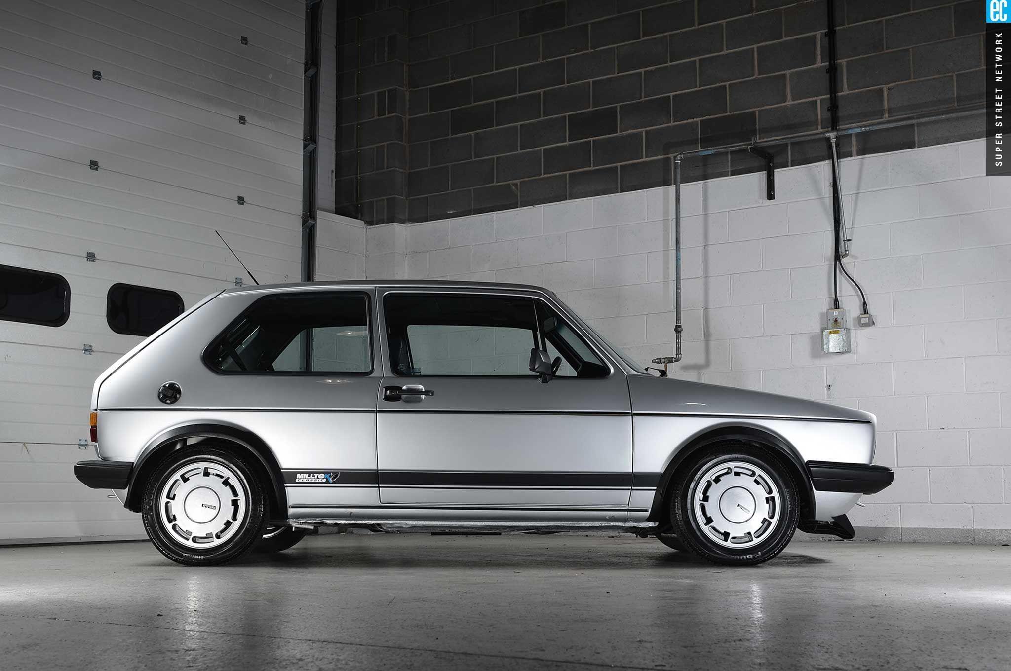 1983 volkswagen gti campaign edition driver side profile 2048 1360 rh pinterest com