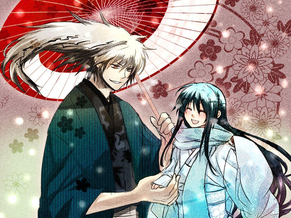Romantic anime, Yuki onna, Anime