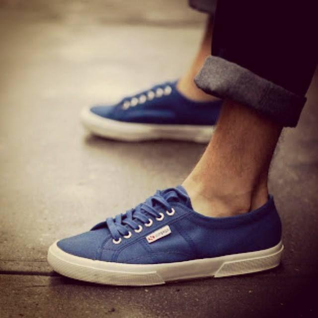 Superga Slippers - Azul