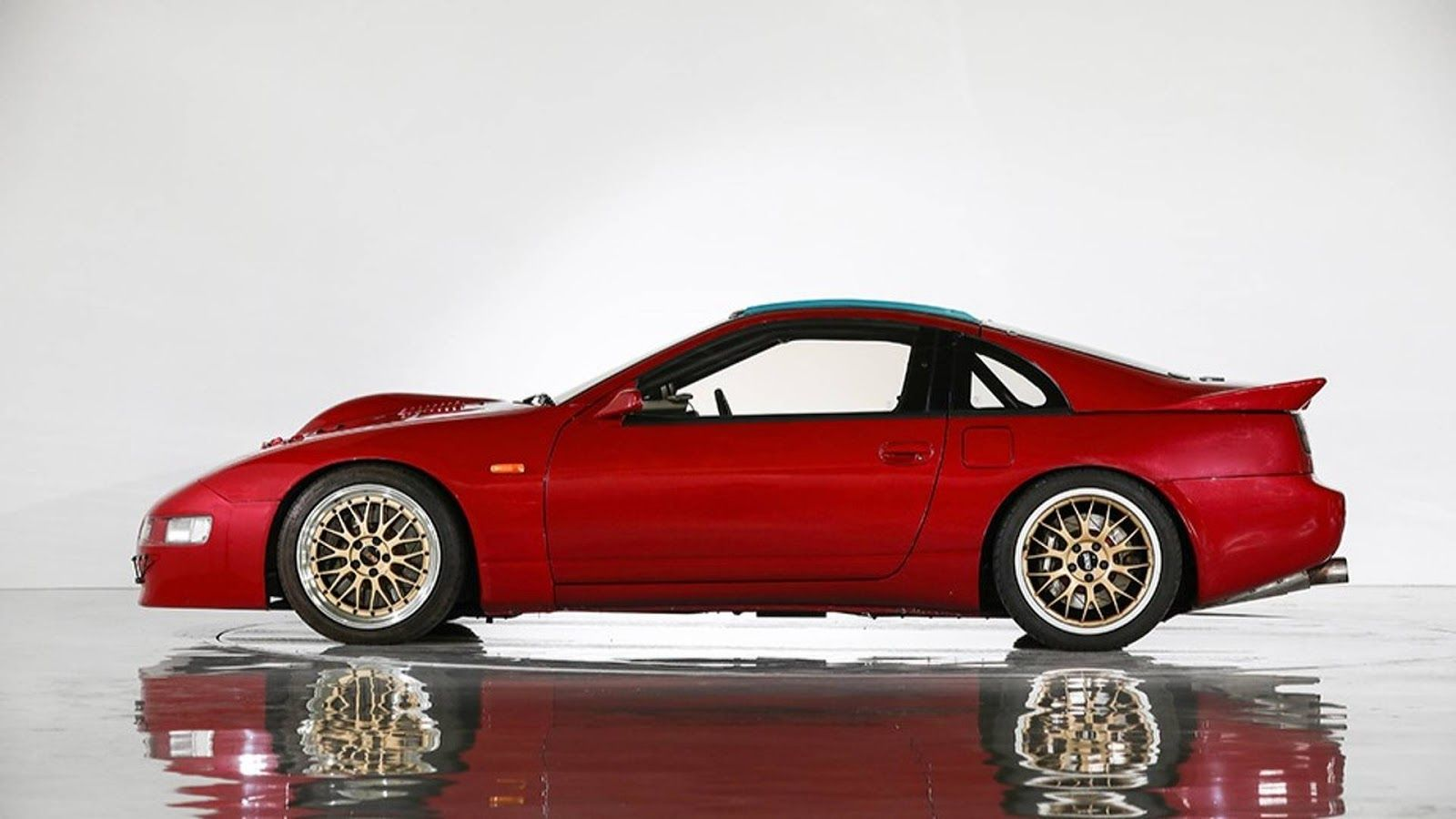 faster than a bugatti 262mph nissan 300zx to be auctioned in japan rh pinterest com