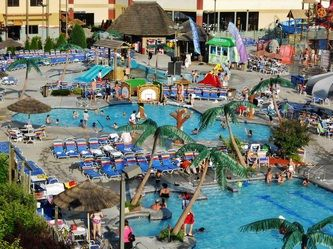 kalahari waterpark resort wisconsin dells wi love vacation rh pinterest com