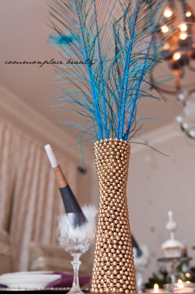 DIY vase 1094 2 Dollar Store Vases