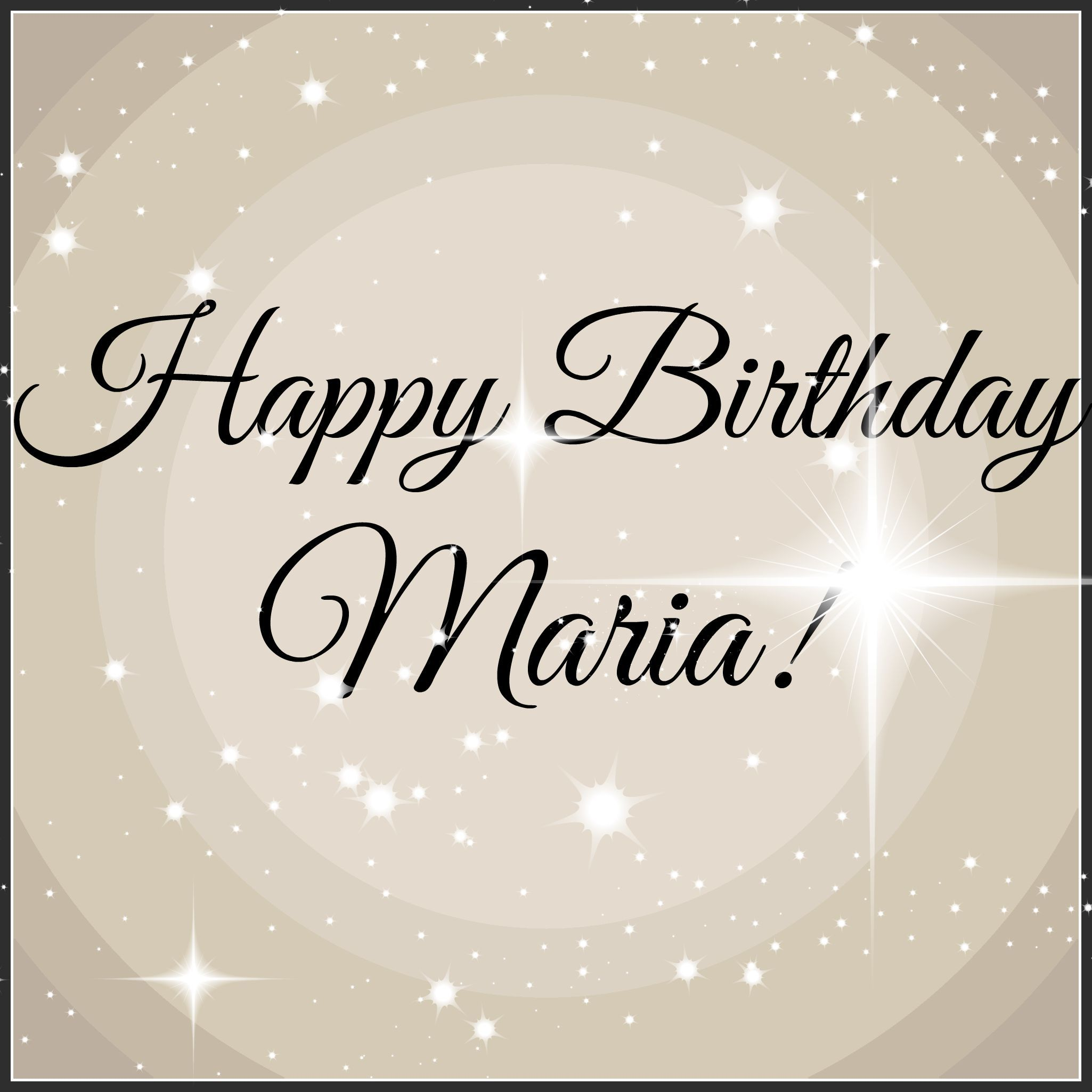 Happy Birthday To Our Recruiter Maria Wishing You Another