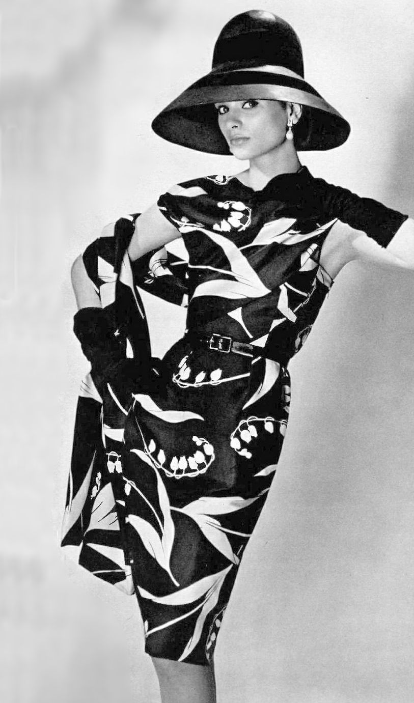 Abito Nina Ricci 1963