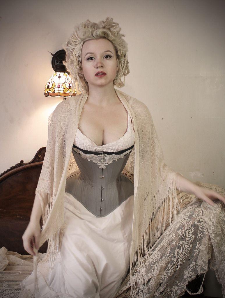 eee9448f4c2 Edna (tina.imel) Tags  art victorian corset edwardian tinaimel ...