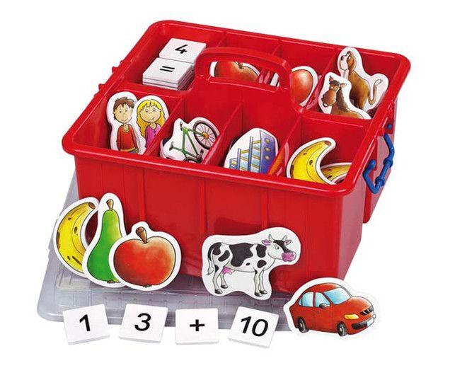 Rechnen Mit Bildern In Der Kunststoffbox Kunststoffbox Box Mit