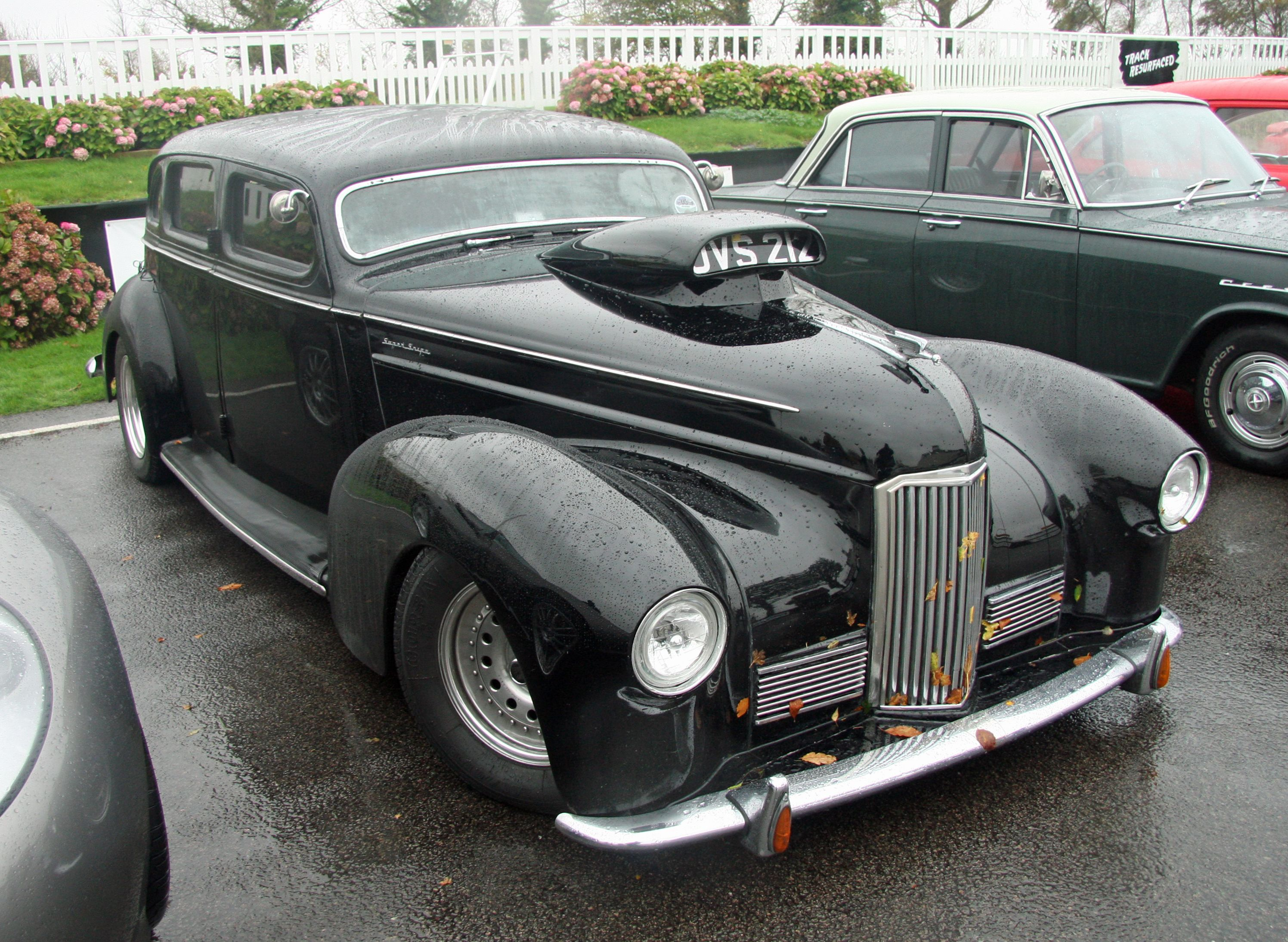 The humber super snipe is a car which was produced from 1938 to 1967 by the