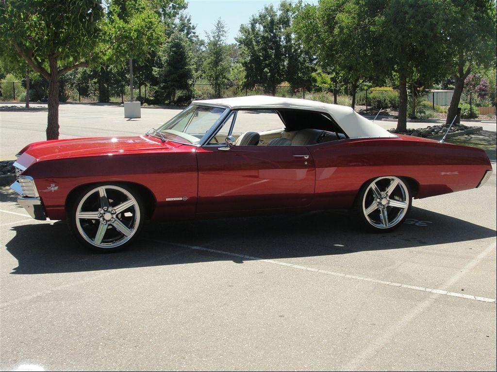 1967 chevrolet impala 1967 chevrolet impala tasty sport 6t sseven rh pinterest com