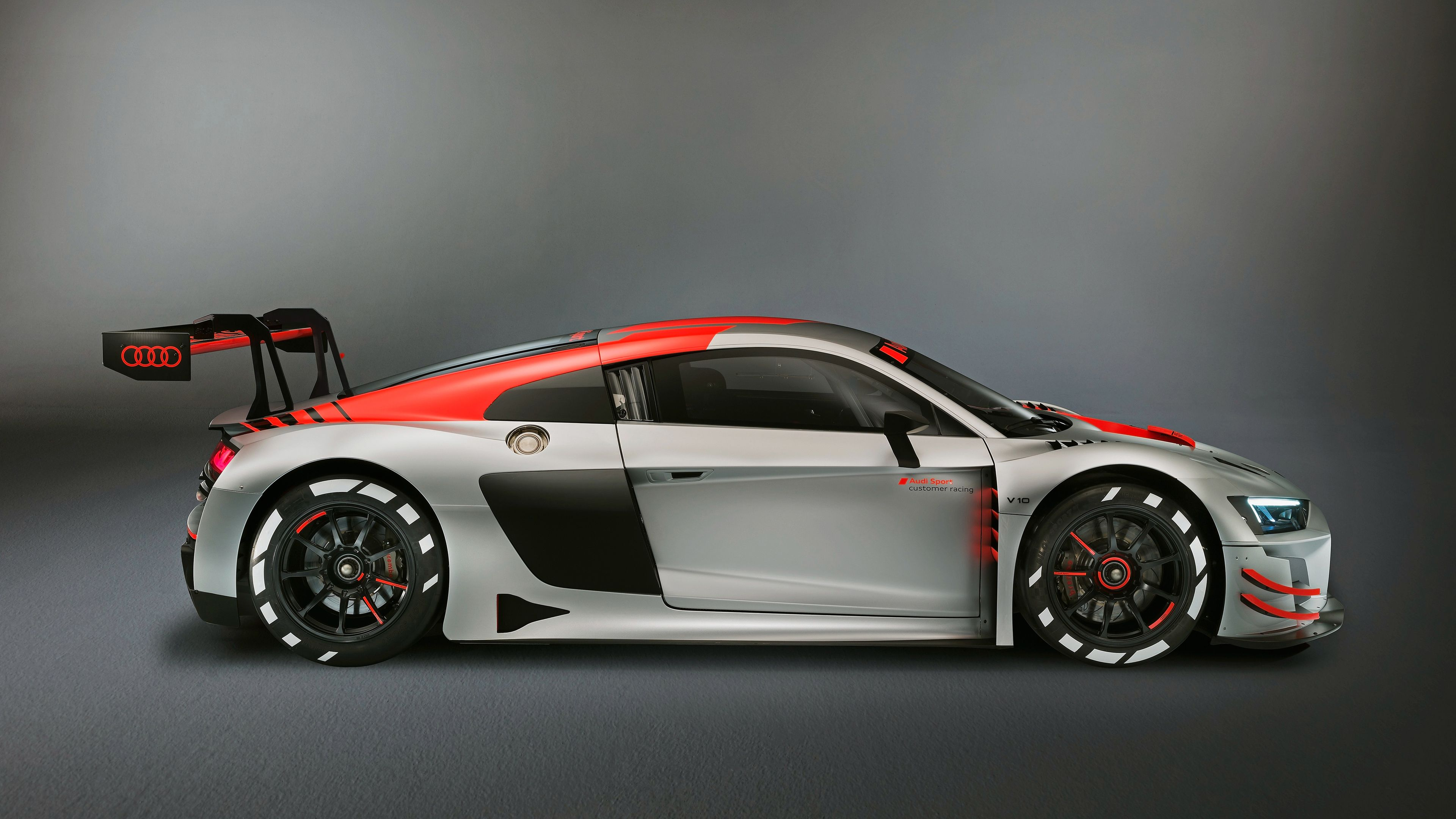 2019 Audi R8 Lms Side View 4k Hd Wallpapers Cars Wallpapers Audi Wallpapers Audi R8 Wallpapers Audi R8 Lms Wallpapers 4k Wallpaper Audi R8 Audi Super Cars