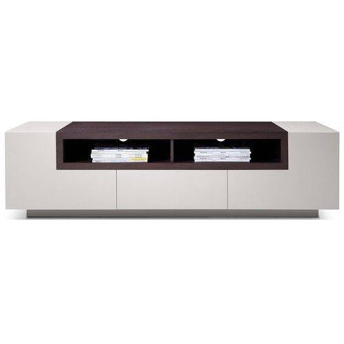 Found It At Allmodern Tv Stand 538 With Images Grey Tv Unit