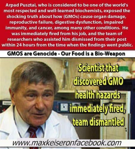 We must stop Monsanto!!
