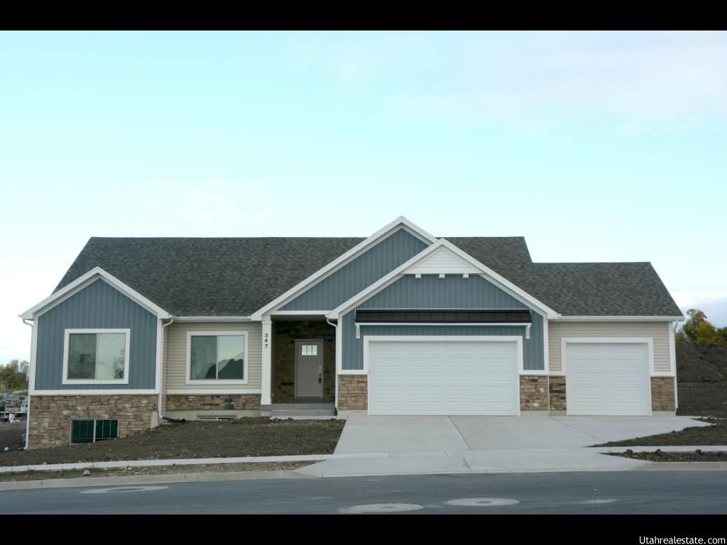 347 E 350 N, Richmond UT 84333 | New home construction ...