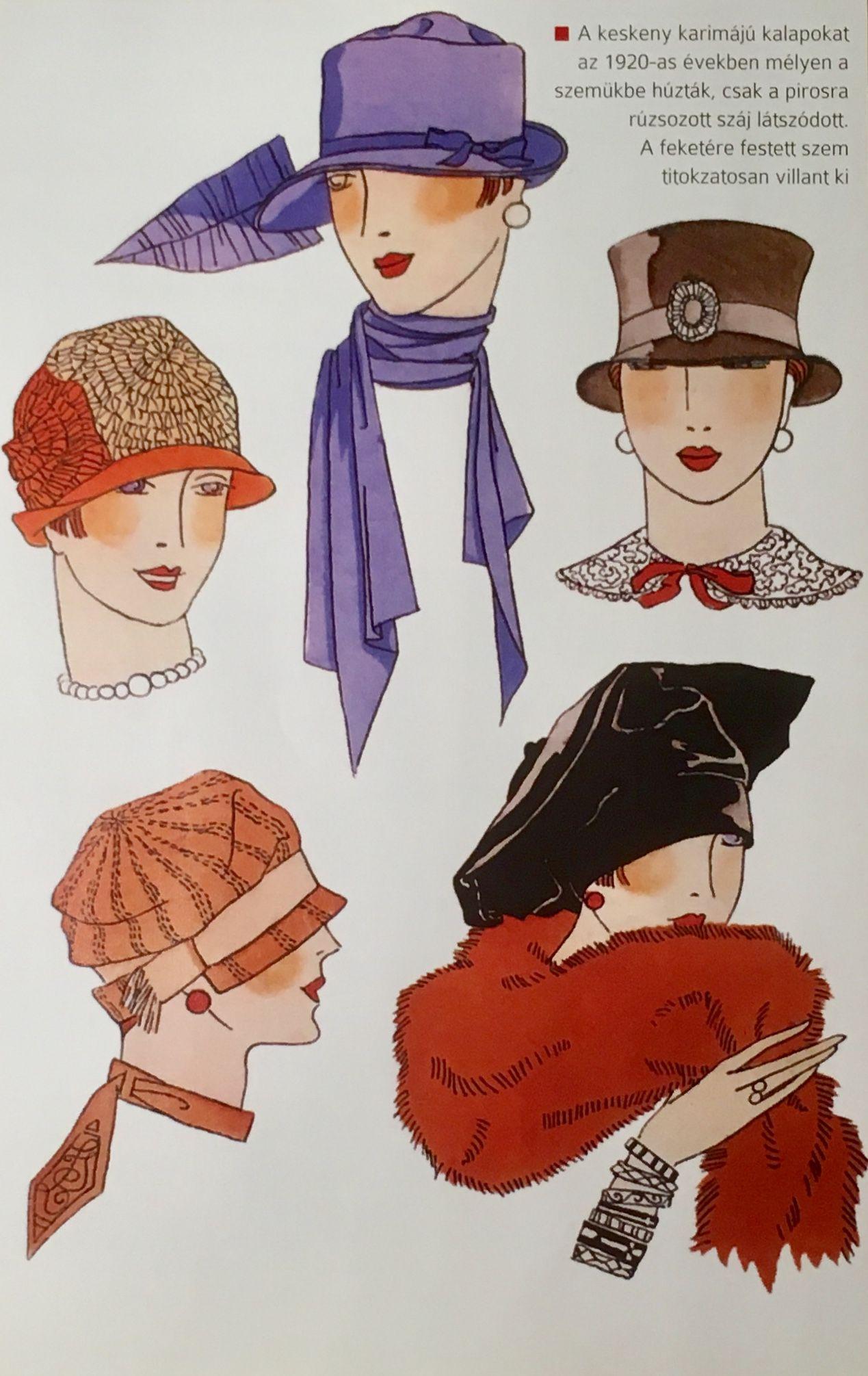 Hat Fashion Hungary S