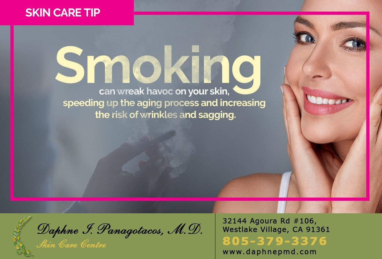 Did You Know That Even Being Around Second Hand Smoke Can Have The Same Effect Beautytips Skincare Healthandbeauty Skin Care Tips Dermatology Sagging Skin
