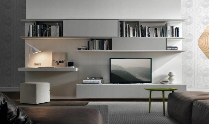 #Dekoration Wohnwand Modern Zur Bestimmung Von Inneninterieur #Wohnwand # Modern #zur #Bestimmung